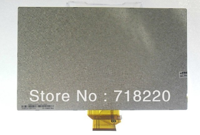 Free shipping original 9inch 50pin AT090TN10 LCD display panel for GPS,Tablet PC,for  Ployer MOMO9 lcd screen