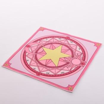 Аниме коврик Сакура собирательница карт квадратный 1