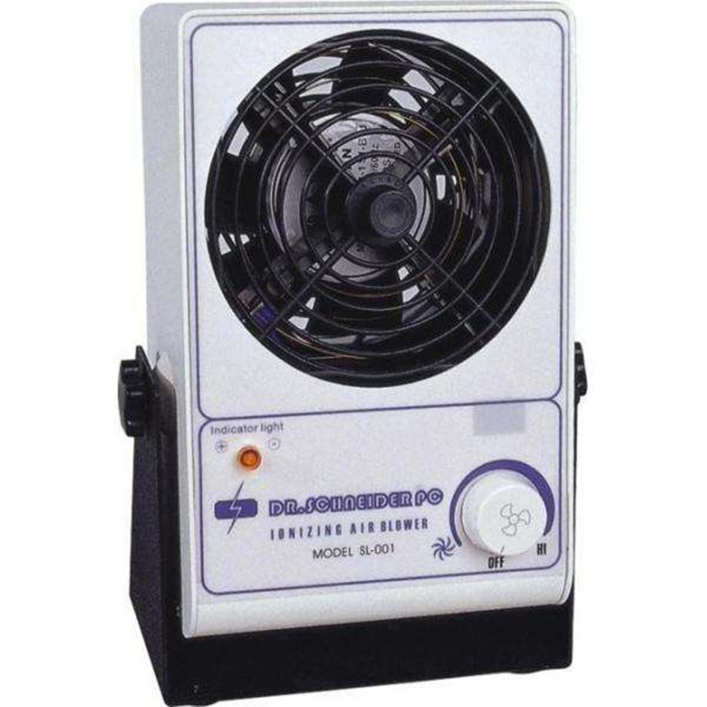 Aliexpress wholesale High quality SL-001 PC ESD ionizer fan ESD Ionizing Air Blowers for Print Electronic Technology Factory sl 001 pc esd ionizer fan esd ionizing air blower