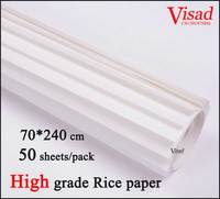 70*240 см китайский живопись на рисовой бумаге принадлежности художника бумаги для Рисование и каллиграфия сырье Суан бумаги