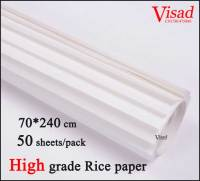 70*240 cm Chinese rice paper painting supplies artist paper for for Painting & Calligraphy raw xuan paper