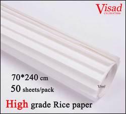 70*240 cm chiński papier ryżowy malarstwo dostaw artysta papier do do malowania i kaligrafii surowego xuan papieru