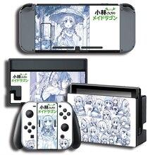 KannaKamui Skin Sticker for Nintendo Switch NS Console + Joy-Con + Dock Station