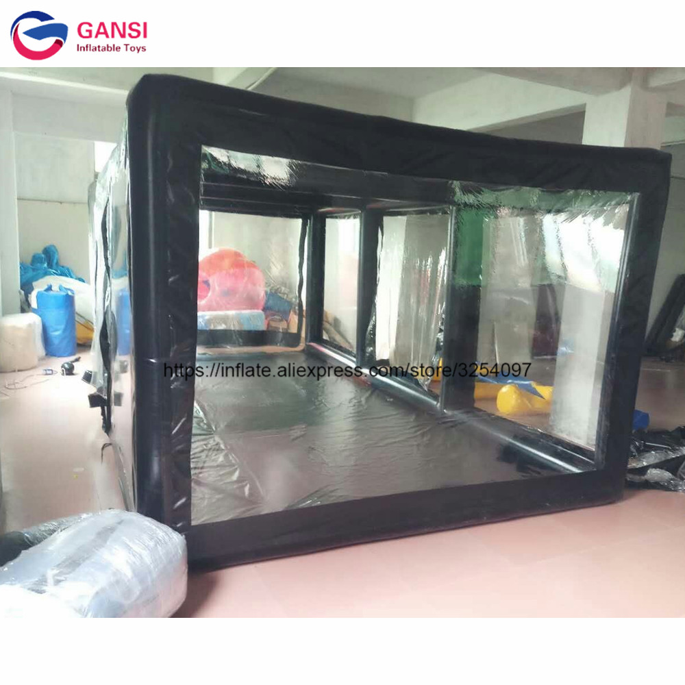 best service 5211b cfddd US $480.0 |Hot product inflatable car garage tent 5m inflatable car wash  tent for sale-in Toy Tents from Toys & Hobbies on Aliexpress.com | Alibaba  ...