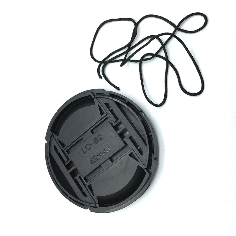 10pcs Camera Lens Cap Lens Protection Front Cover for CANON/NIKON/Pentax/Sony 49mm 52mm 55mm 58mm 62mm 67mm 72mm 77m Lens Cap