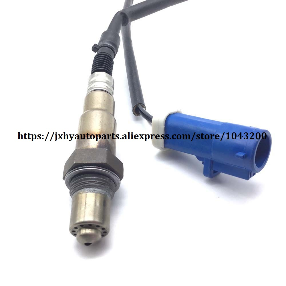 0258006569 New Downstream Lambda Probe Oxygen Sensor For Ford Focus 2 3 C max VOLVO C30 S40 V50 OE 3M51 9G444 AA in Exhaust Gas Oxygen Sensor from Automobiles Motorcycles