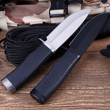 Fixed Blade Knife Survival Outdoor Top Knifes Messer Tactical Hunting Navajas Suizas Zakmes Hout Combat Knives Couteau Faca cold steel survival knife fixed blade d2 navajas cuchillos utility tool zakmes facas tactical outdoor hunting knife