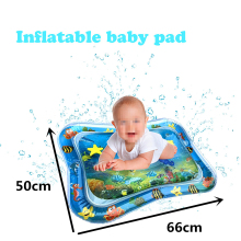 Dual Use Toys Baby Inflatable Patted Pad Water Cushion - Prostrate Pat