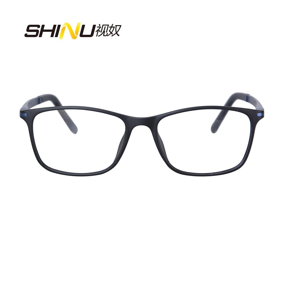 Beliebte Marke Große Platz Tr90 Lesen Brillen Qualität Noline Progressive Multifokale Linse Lesebrille Kurzsichtig & Weitsichtig Brillen Lesebrillen Damenbrillen