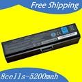 8 celdas 5200 mah batería para toshiba qosmio x770 x775 pa3928u-1brs pabas248 envío gratis