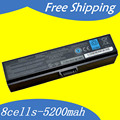 8cell 5200MAH battery For Toshiba Qosmio X770 X775 PA3928U-1BRS PABAS248 free shipping