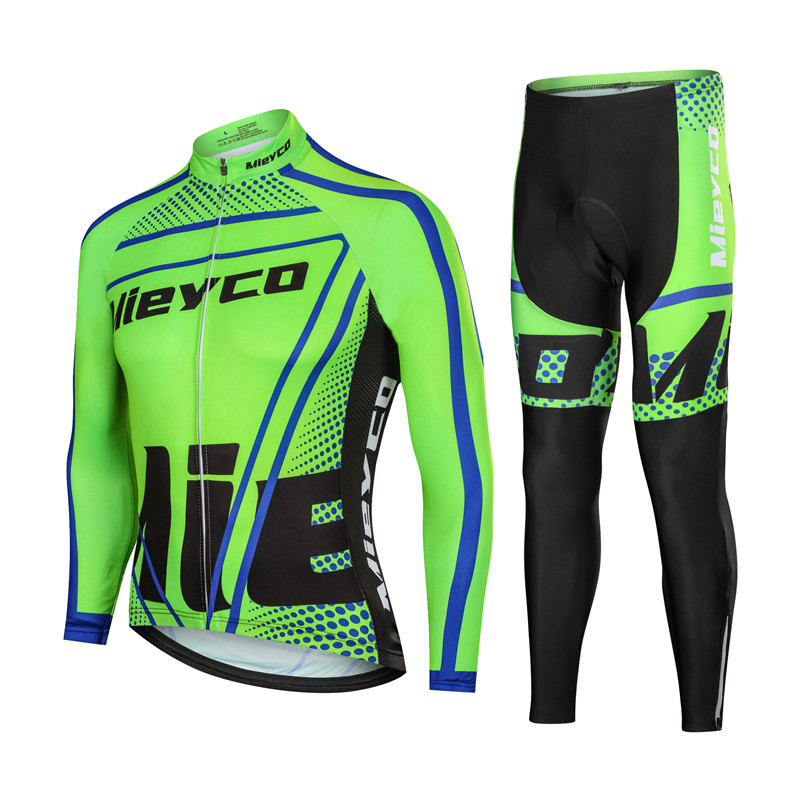 Men Long sleeve cycling jersey Mountain mtb road bike clothes maillot Ropa  ciclismo bicycle clothing set outdoor sports wear 0ad229db9