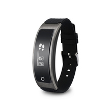 2017 New Model Smart Fitness Bracelet watch Wristband Miband OLED Touchpad Sleep Monitor Heart Rate I8 Smart Band I8