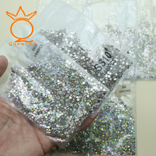 1440pcs Glass 3D Rhinestones For Nail Art Design Gems Nail Decorations Crystal Strass AB Stones SS3-SS10