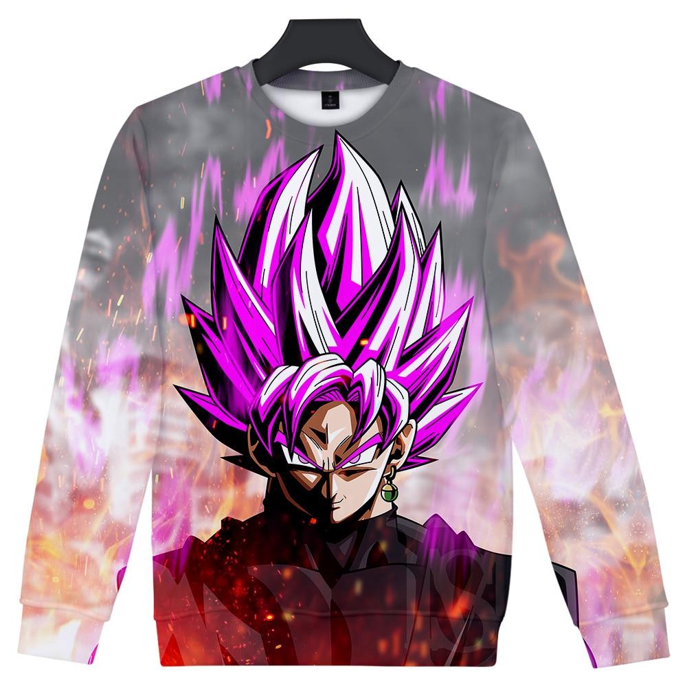 Dragonball Z Goku Streetwear Men/Women 42