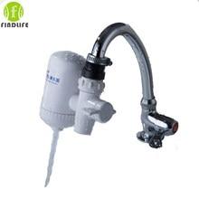 Filtro de agua para grifo de cocina, purificador de agua con cartucho de cerámica