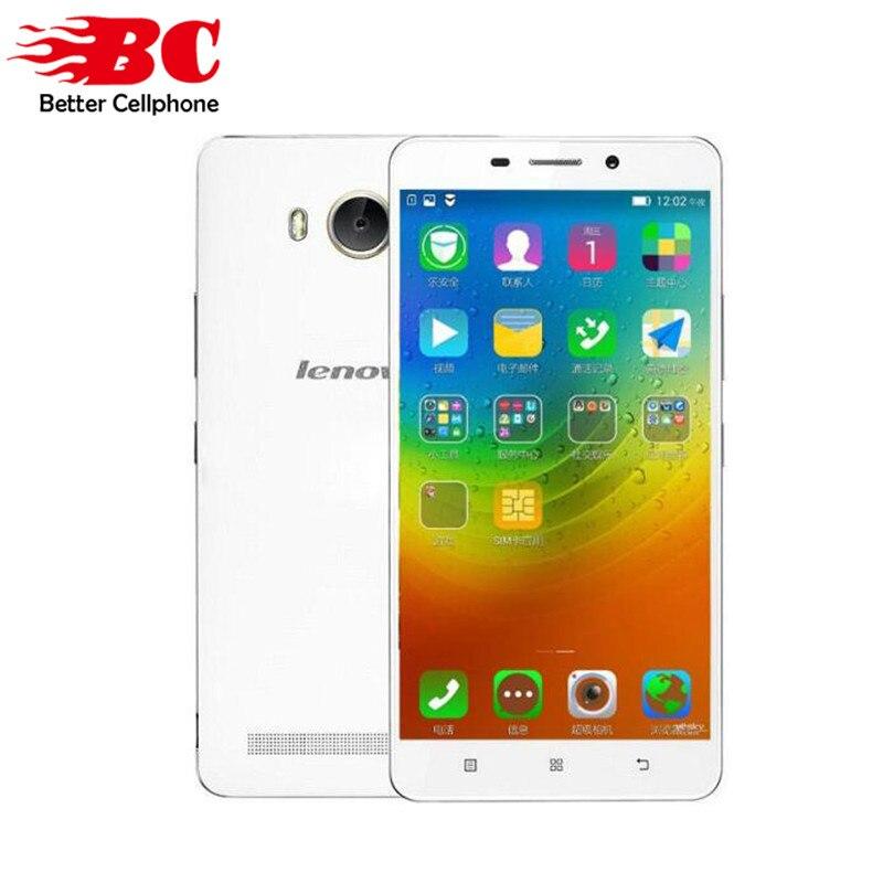 Original New Lenovo A5600 S8 Smart Phone Android 5.1 MTK 6735P 1.0GHz Quad Core 1G RAM 8G ROM 5.5inch 720P 8.0MP camera FDD 4G
