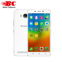 Original New Lenovo A5600 S8 Smart Phone Android 5.1 MTK 6735P 1.0GHz Quad Core 1G RAM 8G ROM 5.5inch 720P 8.0MP camera FDD 4G