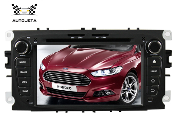 4UI intereface combined in one system CAR DVD PLAYER FOR FORD/Mondeo/S-MAX/Connect/FOCUS 2 2008-2011 BLUETOOTH GPS navi SWC
