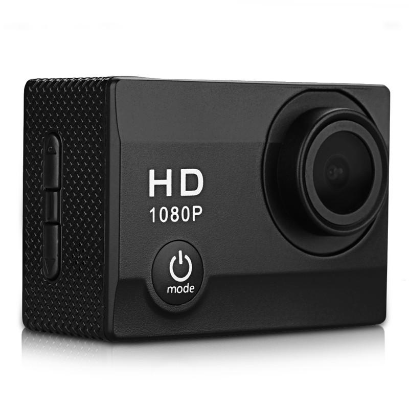 Prix pour Action caméra 1080 p full hd 30 m étanche mini caméra extérieure sport cam moto casque sport caméra pour gopro style caméra