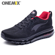 ONEMIX Air Running Shoes Music Rhythm Sneakers Breathable Mesh Outdoor Athletic Shoes Light Jogging Sneakers MAX 12 onemix brand running shoes men light weight athletic sneakers mesh breathable sport trainers for man music rhythm max size 12