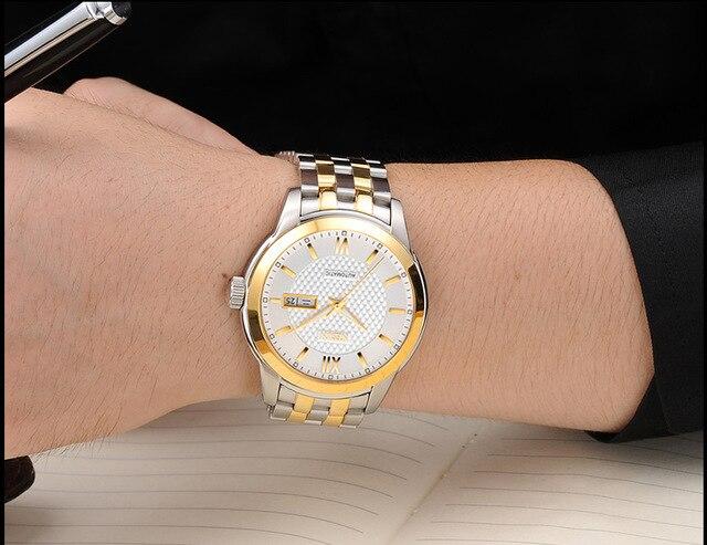 Nesun Men's Watches Japan MIYOTA Automatic Mechanical Movement 2