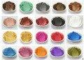 20 g saludable Mineral Natural polvo de Mica DIY para el jabón tinte jabón del colorante maquillaje de sombra de ojos en polvo jabón cuidado de la piel envío gratis