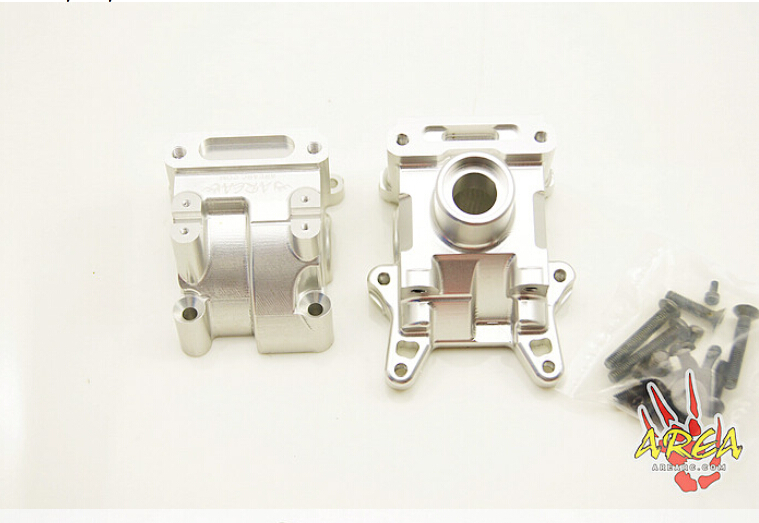 Area Racing Front Gear Box For Losi 5ive T