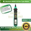 Mastech MS8211D Stift-typ Digital-Multimeter Manuelle/Auto Range AC/DC Strom Spannung Meter mit Logic-Level- test