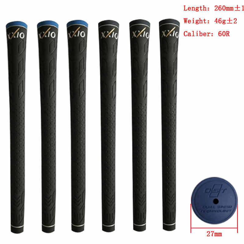 New XXio Rubber Golf Grip for Woods iron clubs sticks grips 10pcs free shipping