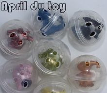 30pcs Yokai Watch 25mm Squinkies Dolls Top quality Mini Capsule For Kids Japanese Cartoon Yo-kai Watch doll in 30mm capsule