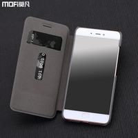 Xiaomi Mi 5s Case Cover Flip Case Wallet MOFi Original Xiaomi Mi5s Case Mi 5s Flip