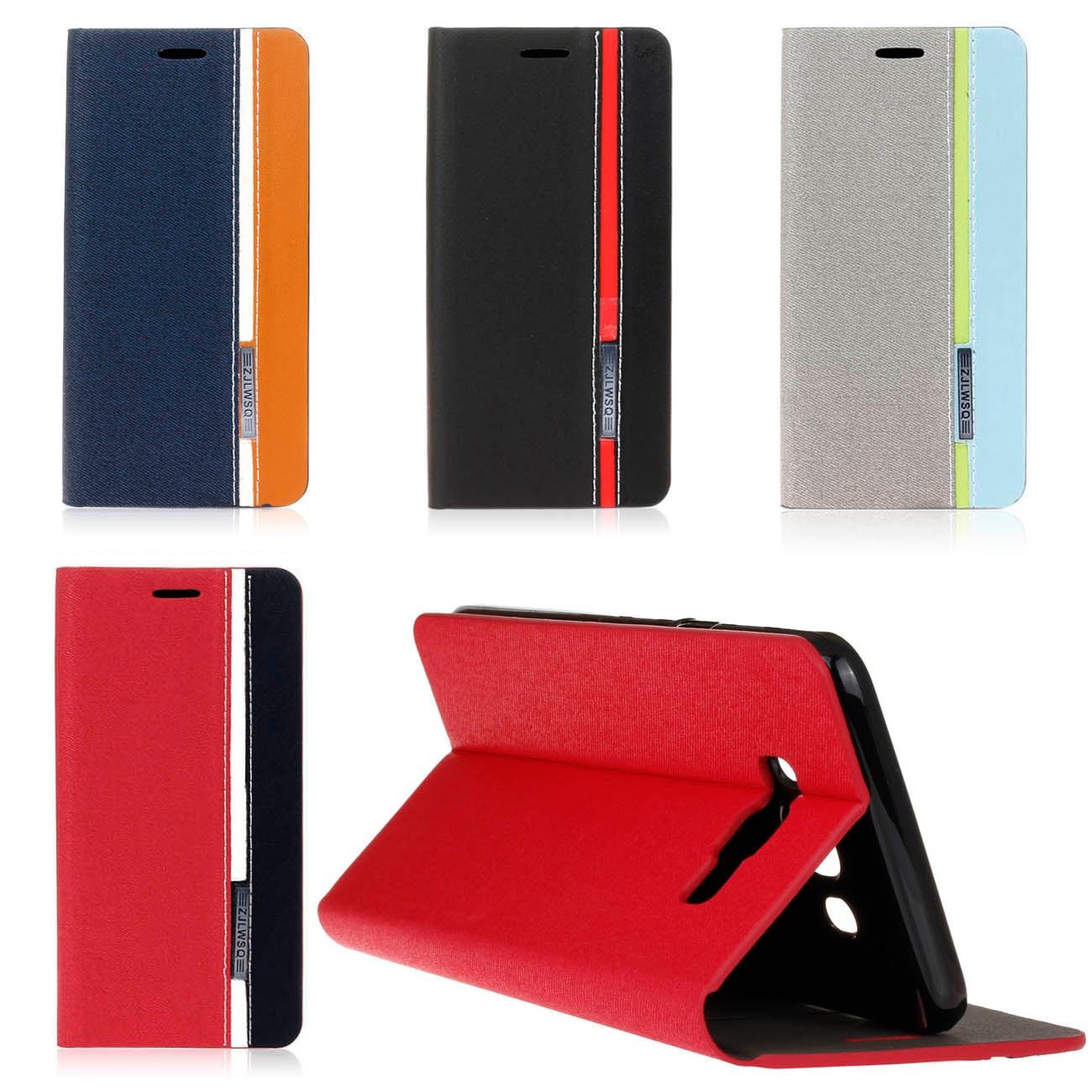 De Calidad SUPERIOR 3 Colores de Diseño de Negocios para Samsung Galaxy J1  J120