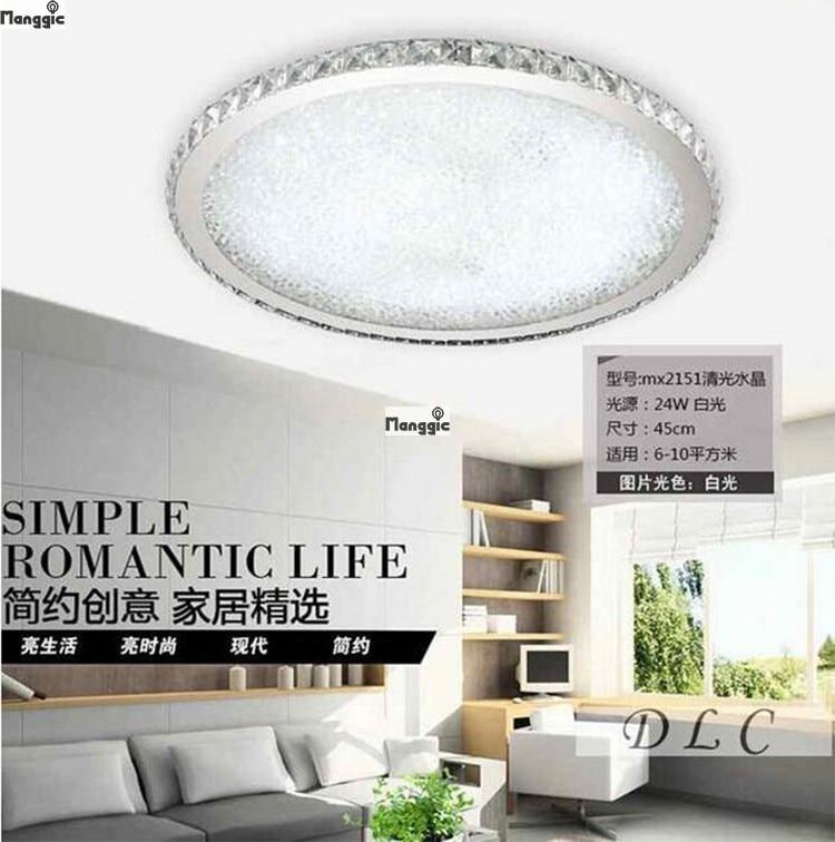 Living Room 50 Off popular simple crystal light-buy cheap simple crystal light lots