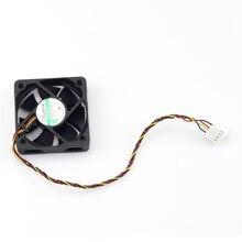 50 мм ПК вентилятор охладитель 4pin материнская плата разъем Настольный ПК Компьютерная чашка охлаждения 2500 об/мин
