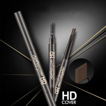 HD Seamless Wisdom Automatic Eyebrow Waterproof Pen Long-lasting Makeup Beauty Tools High Quality