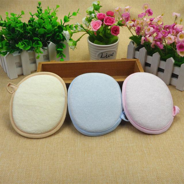 Cotton Bathing Glove
