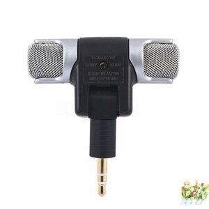 Image 2 - Mini 3.5 millimetri Microfono Stereo Mic Per Il computer Portatile Microfono Per computer non per il telefono