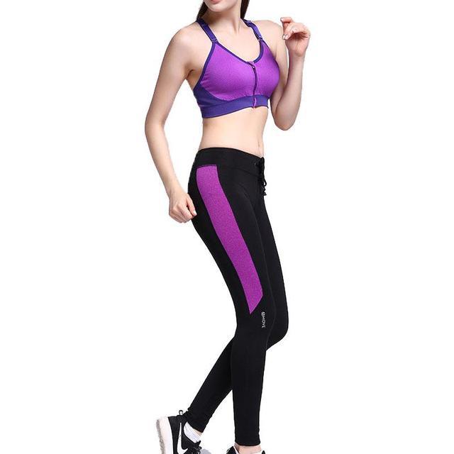 Women Leggings For Yu-ga Bodybuilding Fitness Elastic Clothes For Women Pants Elastic Jegging 0267