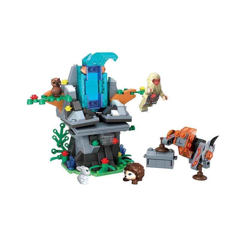 AIBOULLY 2017 New 5041 Fantasy Westward Journey Female worm stone Building Block Brick minis Educational Toys gift Free Shipping hercules 5041