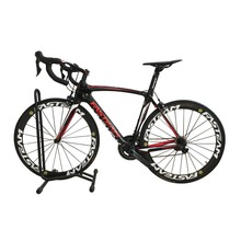 HOT SALE 2019 New Full Carbon 700C Road Bike Carbon Complete Bicycle With Ultegra R8000 22 Speed Groupset And 50MM Wheelset cheap Spcycle Carbon Fibre Male 1 33 0 1 m3 160-185cm Resistance Rubber (Medium Gear Non-damping) Double V Brake Hard Frame (Non-rear Damper)
