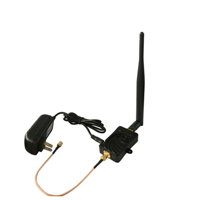 5W 5.8GHZ wifi signal wireless amplifier broadband signal extender router stronger signal booster repeater