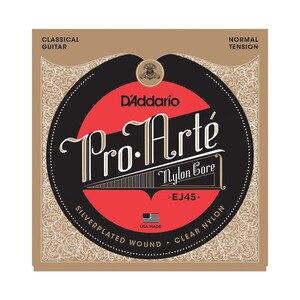 Image 3 - Daddario Pro Arte Nylon Core Classical Guitar Strings set, Normal/Hard Tension EJ43 EJ44 EJ45 EJ46  EJ49 EJ59