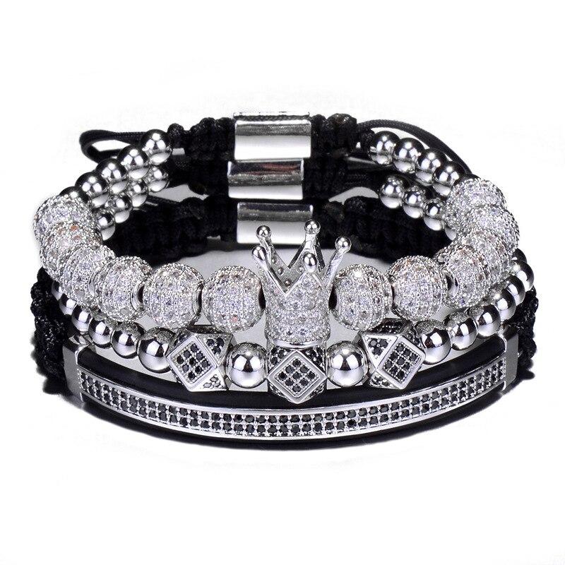 coroa encantos jóias popular crown pingentes embutidos