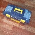 STARPAD plástico caixa de ferramentas de Carro e de reparo da motocicleta, kit ferramenta de reparo de 43 cm * 23 cm * 21 cm frete grátis