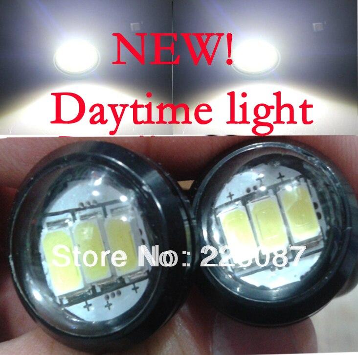 Free Shipping12V 10W 18mm Reverse Light /eagle Eye Light/daytime Running  Lights/ Backup Fog Tail Light Bulb Super Bright Car LED In Car Light  Assembly From ... Great Ideas