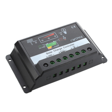 цена на PWM Solar Charge Controller Solar Module Solar Panel 20A 12/ 24V Charge Controller LED Display