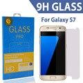 Tomoral 0.26 Ультра Тонкий 100% Первоначально 9 H Закаленное Стекло-Экран Протектор Для Samsung Galaxy S7 G930 G9300 Передняя Защитная Пленка