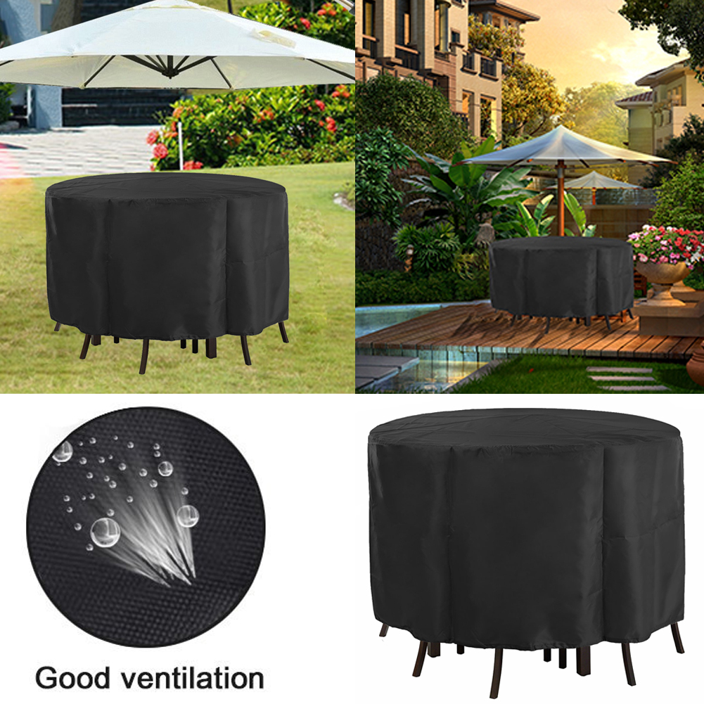Waterproof Garden Patio Furniture Cover Covers for Rattan Table Cube Outdoor