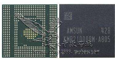 NAND Flash Memory EMMC for Samsung GALAXY NOTE4 N910F